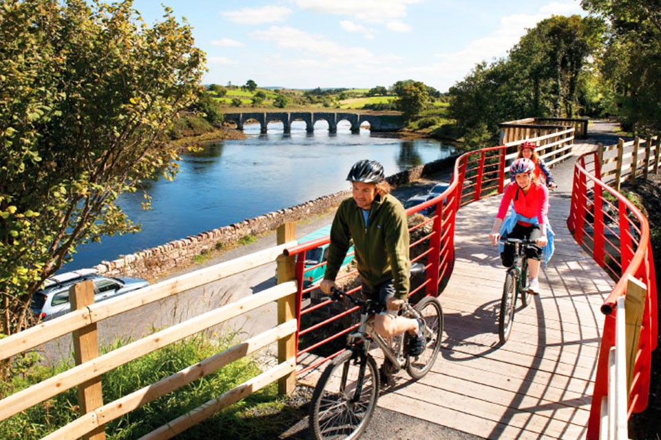 Great Western Greenway | Cycle Path | Westport to Achill Island